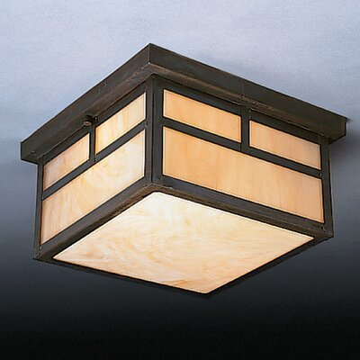 Bosch 2-Light Flush Mount