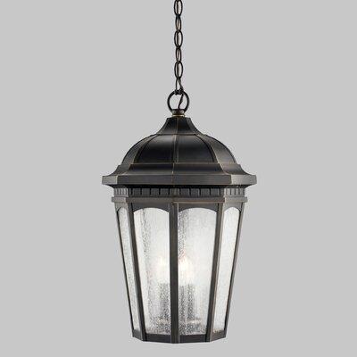 Flinders 1-Light Outdoor Hanging Lantern DABY1743 38523666