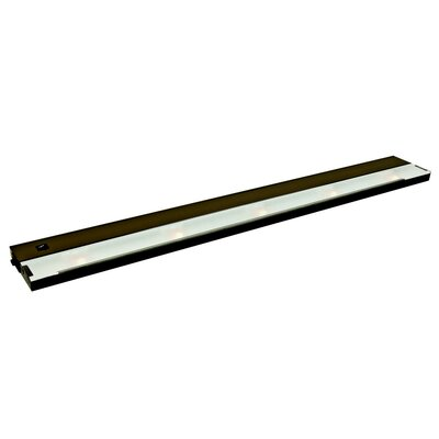 Modular 40 Xenon Under Cabinet Bar Light Finish: Bronze