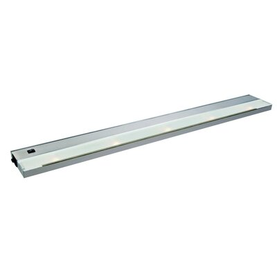 Modular 40 Xenon Under Cabinet Bar Light Finish: Stainless Steel