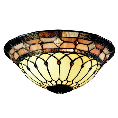 Art Glass 11.81 Glass Ceiling Fan Bowl Shade