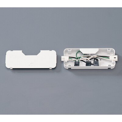 White Interconnect Wire Module  for Under Cabinet Lighting