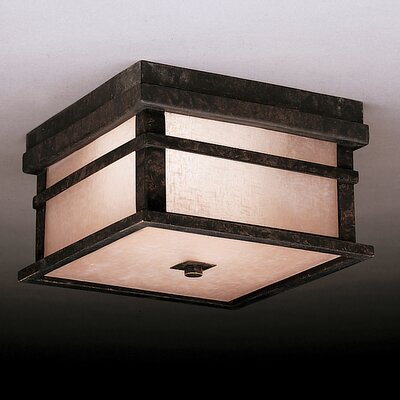 Harper 2-Light Flush Mount