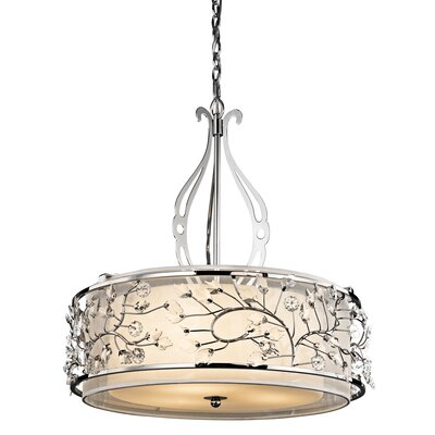 Jardine 3-Light Drum Pendant