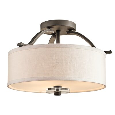 Leighton 4-Light Semi Flush Mount