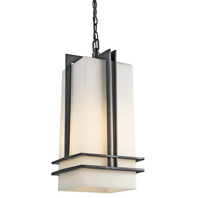 Modena 1-Light Pendant Bulb Type: Incandescent