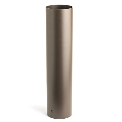 18 Bollard  Lighting  Kit Finish: Textured Architectural Bronze