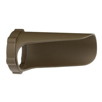 Landscape Snap on Cowl in Textured Arch Bronze Polycarb Size: Long, Finish: Textured Arch Bronze Polycarb
