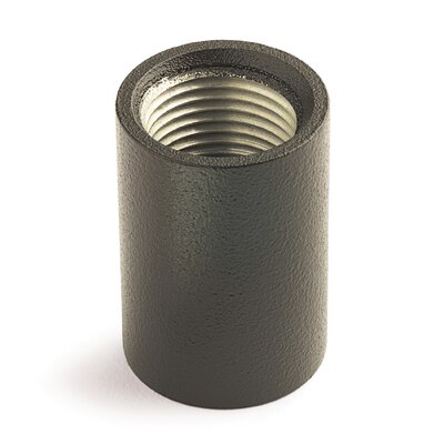 Low Voltage Landscape Stem Coupler Finish: Textured Black