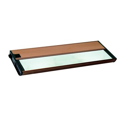 KCL Series I 13 Xenon Under Cabinet Bar Light Finish: Brushed Bronze