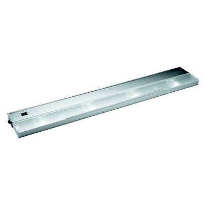 KCL 30 Xenon Under Cabinet Bar Light Finish: Stainless Steel