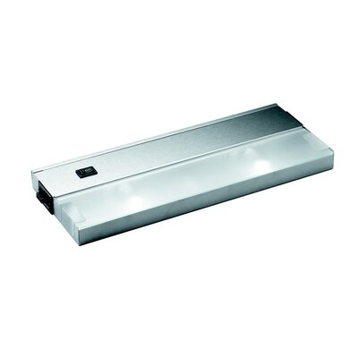KCL 13 Xenon Under Cabinet Bar Light Finish: Stainless Steel