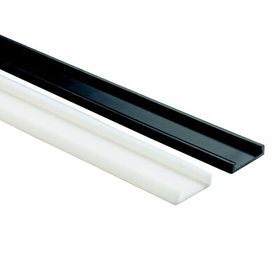 Led Linear Track (Set of 10) Finish: White Material