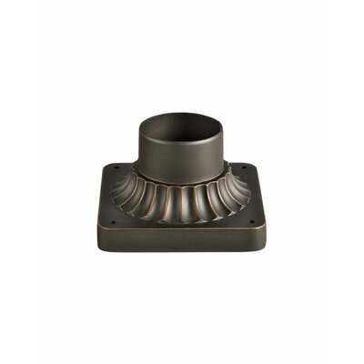Pedestal Mount Finish: Rubbed Bronze