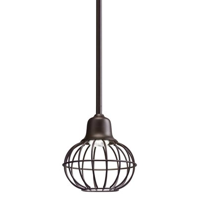 Braddy Light Mini Pendant Finish: Olde Bronze