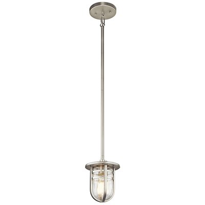 Mullin 1-Light Mini Pendant