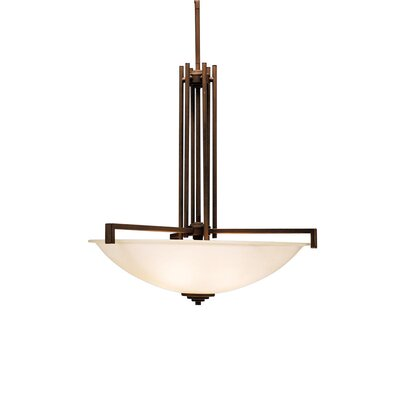 Misty 4-Light Inverted Pendant Finish: Olde Bronze
