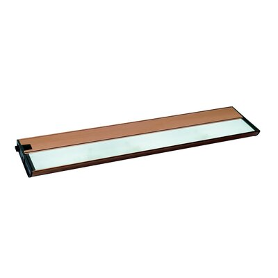 KCL Series I 22 Xenon Under Cabinet Bar Light Finish: Brushed Bronze