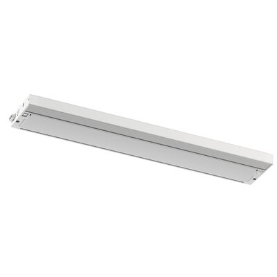 6U Series LED 22 Under Cabinet Bar Light Finish: White