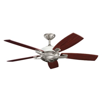Low Price Kichler 54 inches Brinbourne 5 Blade Ceiling Fan