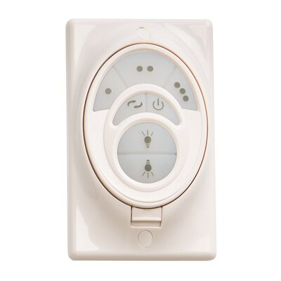 Cooltouch Full Control System Wall Mounted Remote Fan Control
