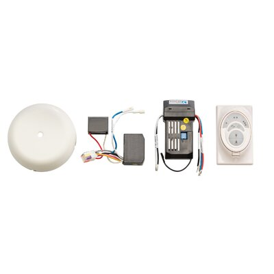 R400 CoolTouch Control System Finish: Satin Natural White
