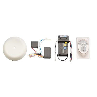 R200 Cool Touch Control System Finish: Satin Natural White