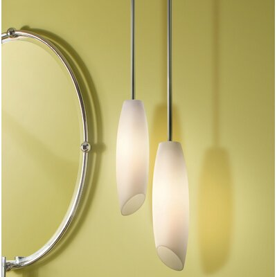 Stella 1-Light Mini Pendant Finish: Chrome