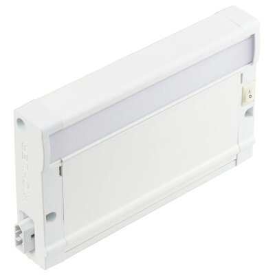 8U Series LED Undercabinet Ballast Finish: Textured White