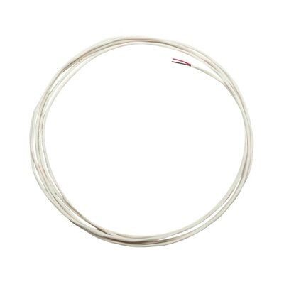18 AWG Low Voltage Wire Cable Size: 0.25 H x 6000 W x 0.25 D