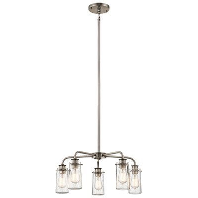 Olle 5-Light Candle-Style Chandelier