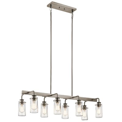 Olle 8-Light Candle-Style Chandelier