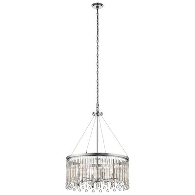 Malvern 6-Light Drum Chandelier
