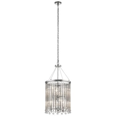 Malvern 6-Light Drum Pendant