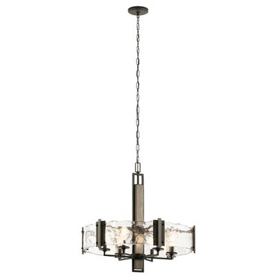 Pelle 6-LIght Drum Chandelier