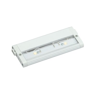 Modular Pro LED Finish: White, Bulb Type: LED 3000K