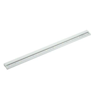 Modular 30 LED Under Cabinet Bar Light Finish: White, Bulb Type: LED