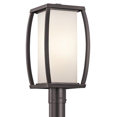Kichler Lighting Group Bowen Outdoor Post Lantern (2 Pieces)