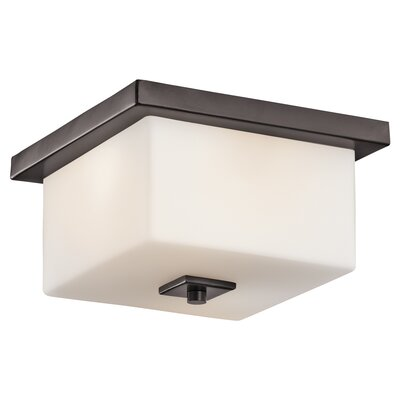 Bowen 2-Light Flush Mount