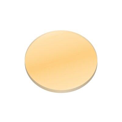 Amber Lense Finish: Amber, Size: 0.25 H x 1.75 W x 1.75 D