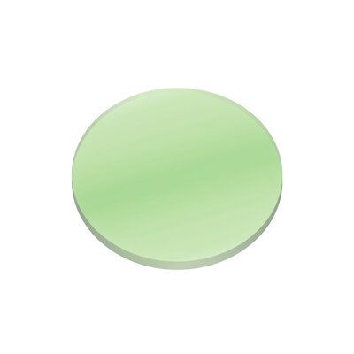 Amber Lense Finish: Green, Size: 0.25 H x 1.75 W x 1.75 D