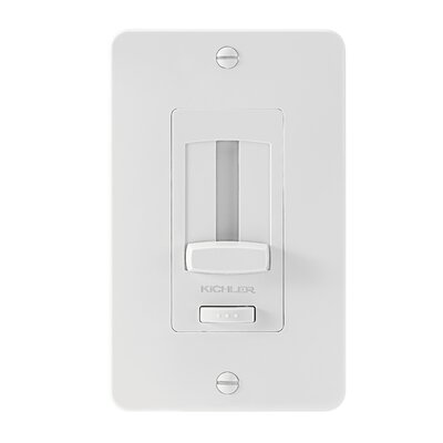 LED Driver and Dimmer Trim Finish: White