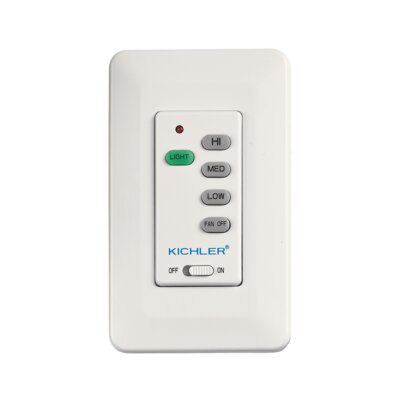 56K Wall Control Transmitter Light Switch Reverse Function: Yes