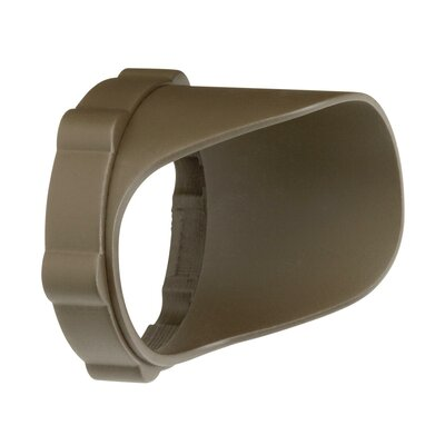 Landscape Snap on Cowl Size: Short, Finish: Textured Arch Bronze Polycarb