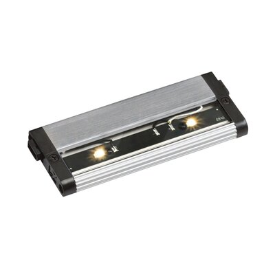 Modular Pro LED Finish: Brushed Nickel, Bulb Type: LED 2700K