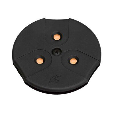 Modular Pro LED Under Cabinet Bar Light Size: 2.75 H x 0.5 W x 2.75 D, Finish: Black, Bulb Type: LED 2700K
