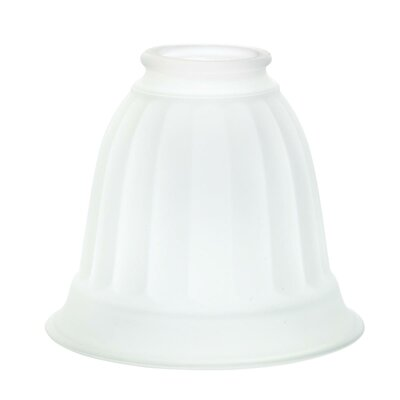 4.75 Glass Bell Pendant Shade (Set of 4)