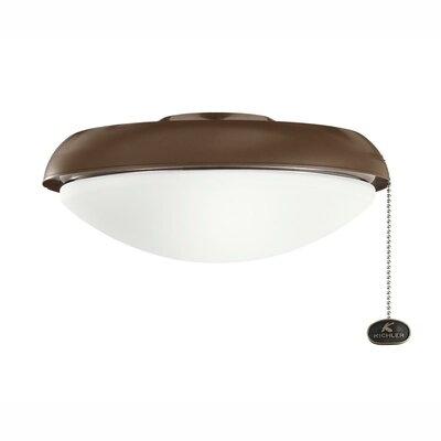 Climates Slim Profile Fixture Finish: Coffee