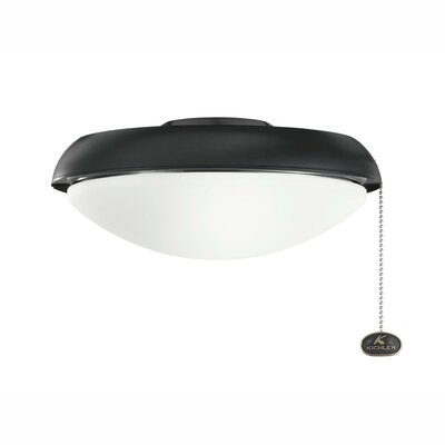 Climates Slim Profile Fixture Finish: Black