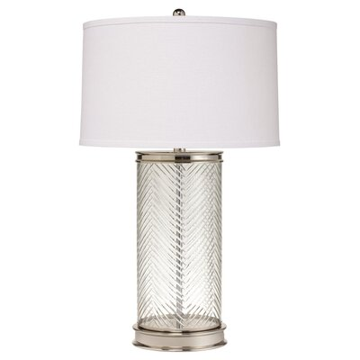 Kichler Herringbone 1 Light Portable Table Lamp at Sears.com